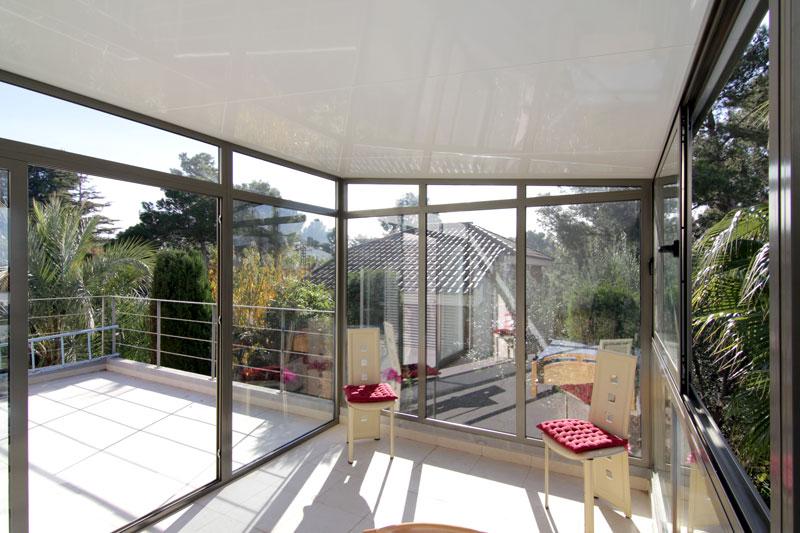 Ampliaci n de vivienda en la ca ada interiorismo valencia - Nebulizadores para terrazas baratos ...